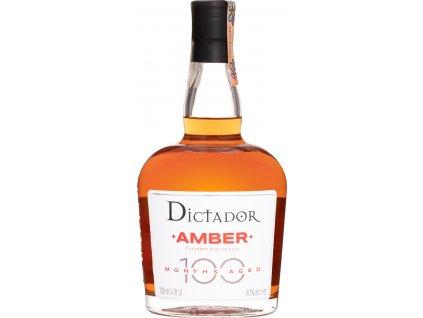 Dictador Amber 100 Months 40% 0,7l