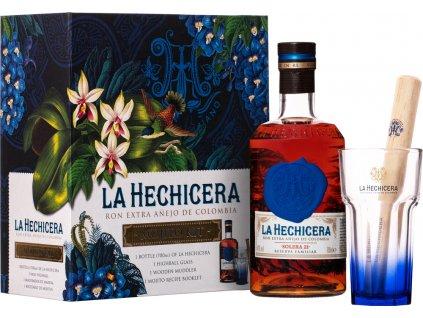 La Hechicera Rum Mojito Kit