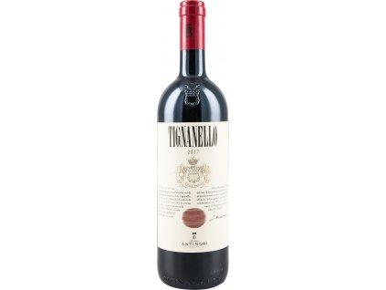 Tignanello, IGT, Tuscany, r2017, víno, červené, suché 0,75L