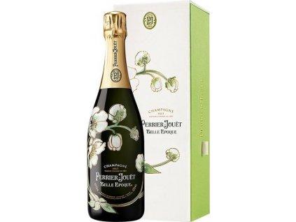 Perrier-Jouët Belle Epoque, Champagne, r2011, šampanské, biele, brut, darčekové balenie 0,75L