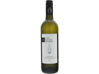 Stift Klosterneuburg Wiener Gemischter Satz, DAC, PDO, Wien, r2019, víno, biele, suché, Screw cap 0,75L