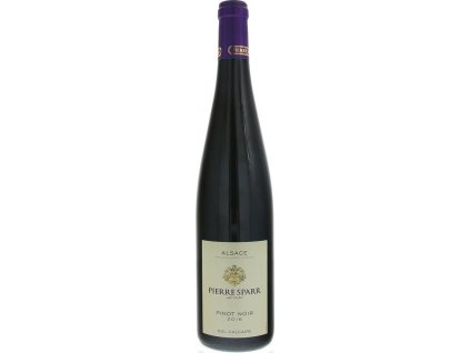 Pierre Sparr Pinot Noir Calcaire, AOC, Alsace, r2016, víno, červené, suché 0,75L
