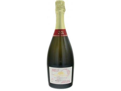 Santa Margherita Prosecco di Valdobbiadene 52, DOCG, Veneto, r2019, šumivé víno, sekt, biele, brut 0,75L