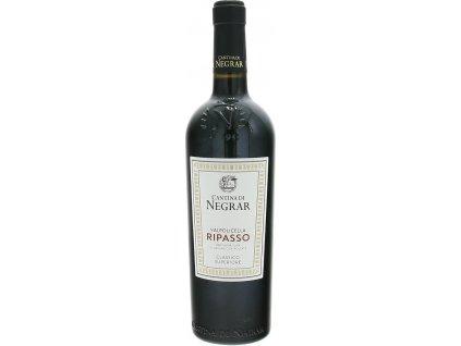 Cantina Di Negrar Valpolicella Classico Superiore Ripasso, DOC, Veneto, r2018, víno, červené, suché 0,75L