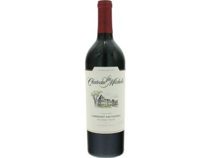 Chateau Ste.Michelle Columbia Valley Cabernet Sauvignon, Columbia Valley, r2017, víno, červené, suché 0,75L