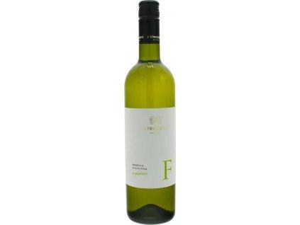 J&J Ostrožovič Abbrevio Collection Furmint, Tokaj, r2018, akostné víno, biele, suché 0,75L