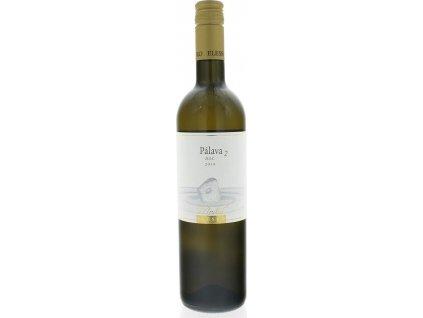 Elesko Pálava 2, Malokarpatská oblasť, r2019, akostné víno, biele, polosladké, Screw cap 0,75L