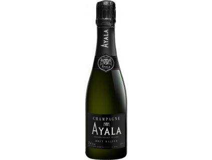 Champagne Ayala Brut Majeur, AOC, Champagne, šampanské, biele, brut 0,375L
