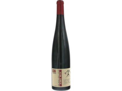 VÍNO NATURAL Domin & Kušický Pinot Noir BIO, Stredoslovenská oblasť, r2017, víno s prívlastkom-výber z hrozna, červené, suché 0,75L