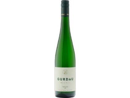 Gurdau Riesling, Velkopavlovická oblast, r2017, víno s prívlastkom-bobuľový výber, biele, sladké 0,5L