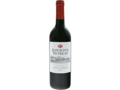 Rawson´s Retreat Shiraz-Cabernet, South Eastern Australia, r2016, víno, červené, suché 0,75L