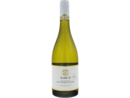 Babich Sauvignon Blanc, Marlborough, r2020, víno, biele, suché, Screw cap 0,75L