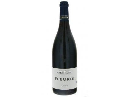 Domaine Chanson Fleurie, AOC, FLEURIE AOC, r2012, víno, červené, suché 0,75L