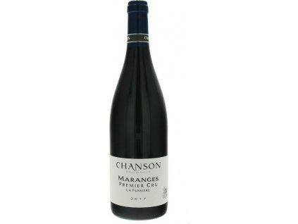 Domaine Chanson Maranges La Fussiere  Premier Cru, AOC, 1er Cru, Burgundy, r2017, víno, červené, suché 0,75L