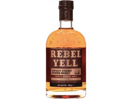 Rebel Yell Cognac Finish
