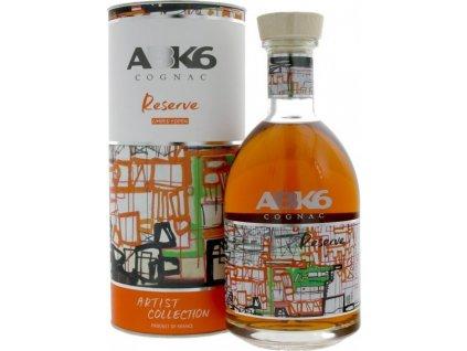 ABK6 Cognac Reserve Artist Collection 40%, koňak, darčekové balenie 0,7L