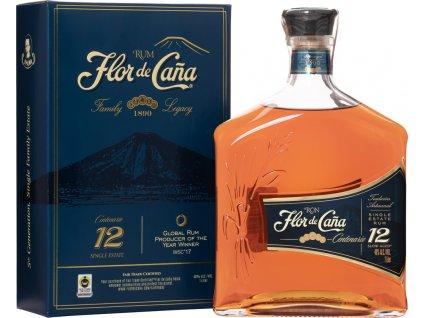 Flor de Cana 12YO Family Legacy GBX 40% 1L