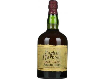English Harbour 5 YO 40%, rum 0,7L