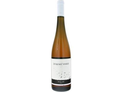 Žitavské vinice Dunaj Rosé, Nitrianska oblasť, r2019, akostné víno, ružové, suché 0,75L