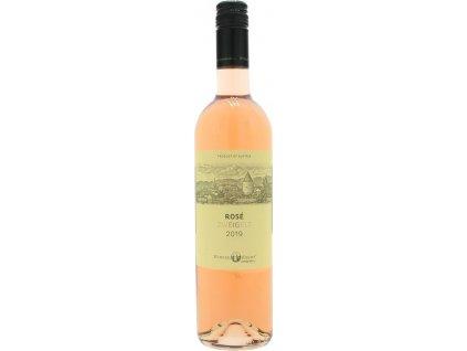 Winzer Krems Rosé Zweigelt, PDO, Niederösterreich, r2019, víno, ružové, suché, Screw cap 0,75L