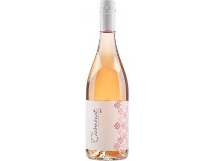 Vladimír Hronský Carmenet, Nitrianska oblasť, r2019, akostné víno, ružové, suché, Screw cap 0,75L