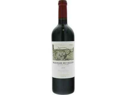 Bodegas Felix Callejo Majuelos de Callejo, DO, Ribera del Duero DO, r2016, víno, červené, suché 0,75L