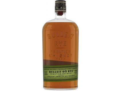 Bulleit Frontier Rye 45%, whisky 0,7L