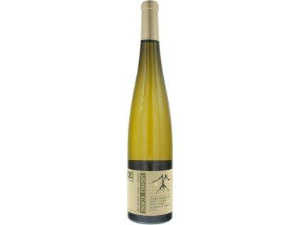 VÍNO NATURAL Domin & Kušický Tramín červený BIO, Stredoslovenská oblasť, r2019, víno s prívlastkom-výber z hrozna, biele, suché, BIO 0,75L