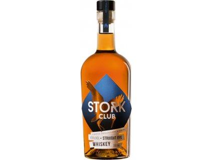Stork Club Straight Rye Whiskey
