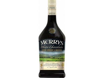 Merrys White Chocolate Cream