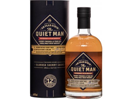 The Quiet Man 12 Y.O. Sherry Cask