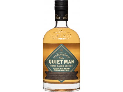 The Quiet Man Imperial Stout Blend