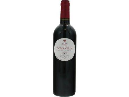 Mas d´en Gil Coma Vella, DOCa, Priorat (DOCa), r2015, víno, červené, suché 0,75L