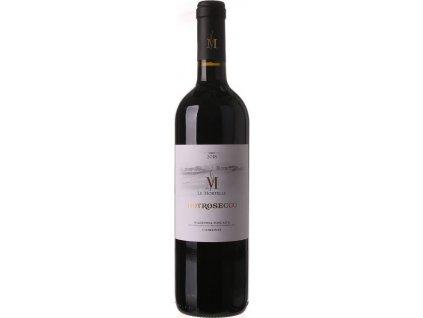 Le Mortelle Botrosecco Maremma Toscana, IGT, Tuscany, r2018, víno, červené, suché 0,75L
