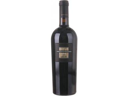 Feudi di San Marzano Sessantanni, Primitivo di Manduria 60, DOC, Puglia, r2017, víno, červené, suché 0,75L