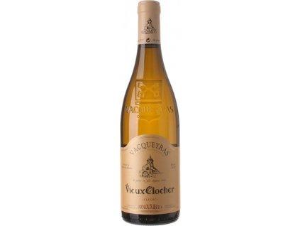 Arnoux & Fils Vieux Clocher, Vacqueyras Classic Blanc, AOC, VAL DU RHÔNE, r2019, víno, biele, suché 0,75L