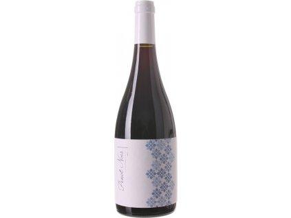 Vladimír Hronský Pinot Noir, Slovensko, r2018, víno, červené, suché 0,75L