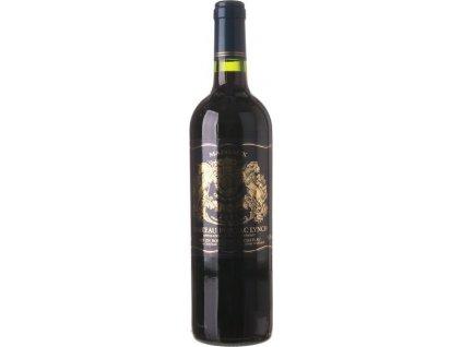 Bordeaux Château Pontac Lynch, AOC, Cru Bourgeois, MARGAUX AOC, r2015, víno, červené, suché 0,75L