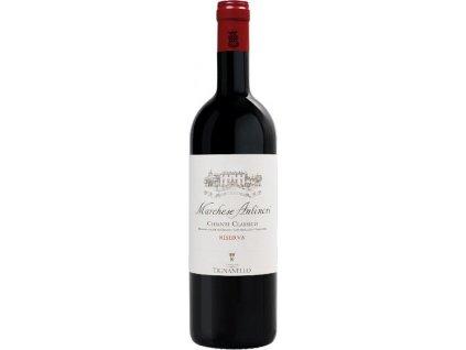 Tignanello Marchese Antinori Chianti Classico Riserva, DOCG, CHIANTI DOCG, r2018, víno, červené, suché 0,75L