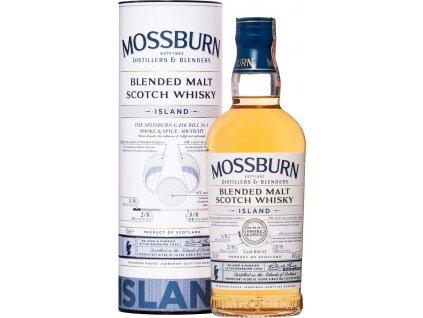 Mossburn Island Blended Malt Cask Bill No.1