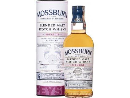 Mossburn Speyside Blended Malt Cask Bill No.2