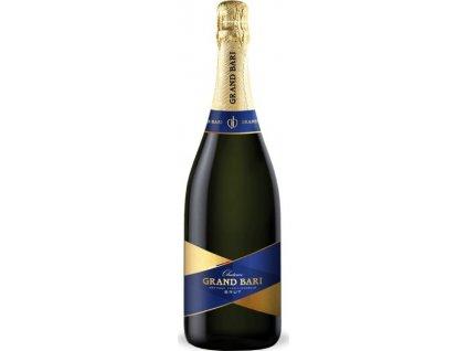 Chateau Grand Bari Sekt Grand Bari, Tokaj, r2017, šumivé víno, sekt, tradičná metóda, biele, brut 0,75L