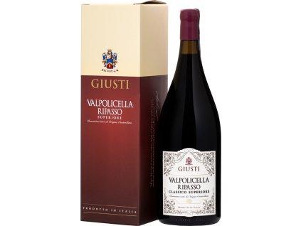 Giusti Valpolicella Ripasso Classico Superiore 1,5l