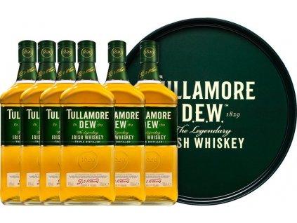 Set 6 x Tullamore Dew
