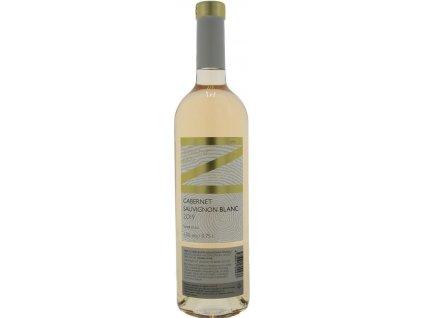 Juraj Zápražný Cabernet Sauvignon Blanc, Južnoslovenská oblasť, r2019, víno, biele, suché 0,75L
