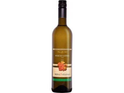 Mrva & Stanko Pesecká leánka, Mužla, Južnoslovenská oblasť, r2020, akostné víno, biele, suché, Screw cap 0,75L
