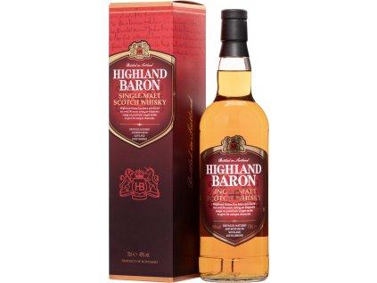 Highland Baron Single Malt Whisky