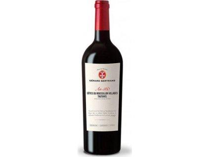 Gérard Bertrand Côtes du Roussillon Villages Tautavel An 560 Héritage, AOC, Languedoc-Roussillon, r2018, víno, červené, suché 0,75L