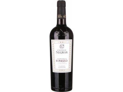 Cantina Di Negrar Valpolicella Classico Superiore Ripasso, DOC, Veneto, r2019, víno, červené, suché 0,75L