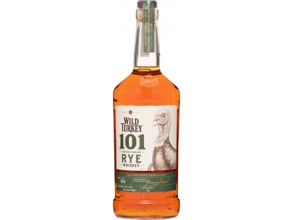Wild Turkey 101 Proof Rye 1l